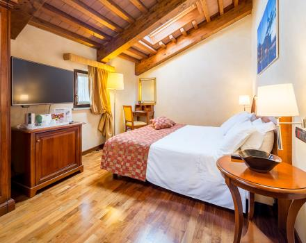 Superior rooms at the Best Western Hotel Le Rondini in 10 minutes from Turin airport. Book now your room!