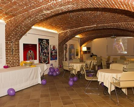 Organize your celebrations at Hotel Le Rondini!