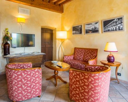 Book at Best Western Plus Hotel Le Rondini: your unforgetable stay in San Francesco al Campo