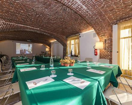 Congresses, conferences, meetings. We look forward to your stay at the Hotel Le Rondini.