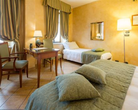 At the Best Western Plus Hotel Le Rondini you can get discounts on green fees for Torino La Mandria Golf Clubs, Royal Park I Roveri and many other Golf Clubs of Piedmont. And for the plus-ones, discounts for shopping and SPA.