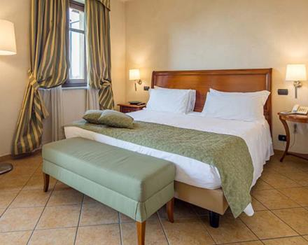 Are you looking for a hotel for your stay in San Francesco al Campo (TO)? Make a reservation at the Best Western Plus Hotel Le Rondini
