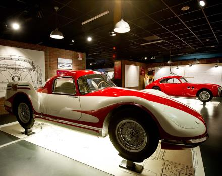 Motor enthusiast? MAUTO, the national automobile Museum of Turin is the one right for you! Do not miss our special offers and discounts