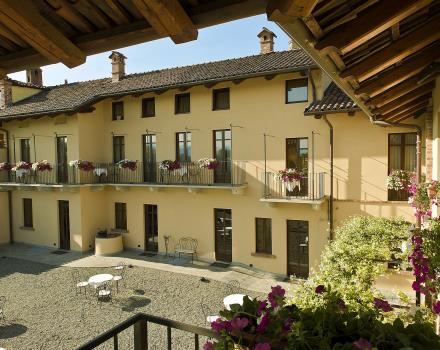 Team Building, Meeting, private party outdoors? Make a reservation at the Best Western Hotel Le Rondini in 20 minutes from Turin